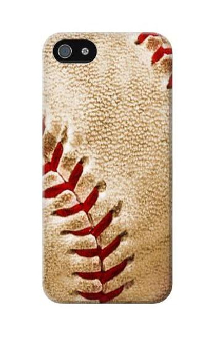 S0064 Baseball Case Cover For IPHONE 5C
