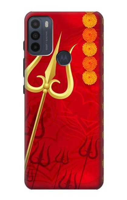 S3788 Shiv Trishul Case For Motorola Moto G50