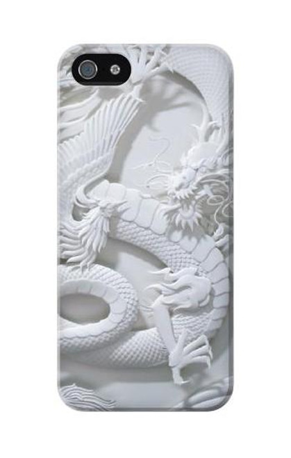 S0386 Dragon Carving Case Cover For IPHONE 5C