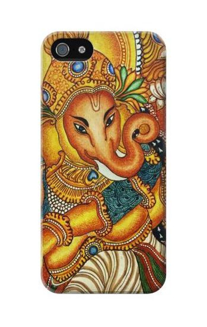S0440 Hindu God Ganesha Case Cover For IPHONE 5C