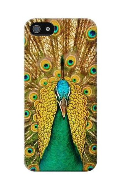 S0513 Peacock Case Cover For IPHONE 5C