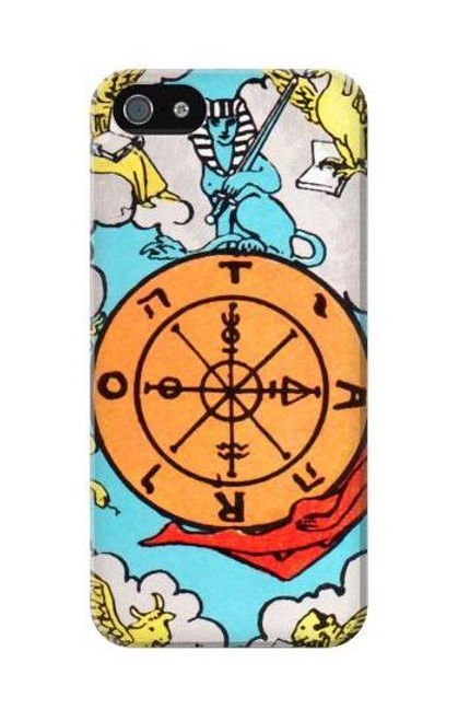 S0564 Tarot Fortune Case Cover For IPHONE 5C