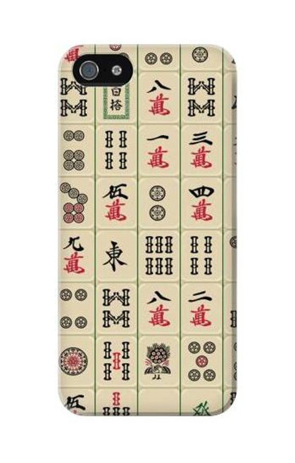 S0802 Mahjong Case Cover For IPHONE 5C