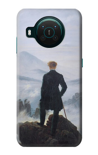 S3789 Wanderer above the Sea of Fog Case For Nokia X10