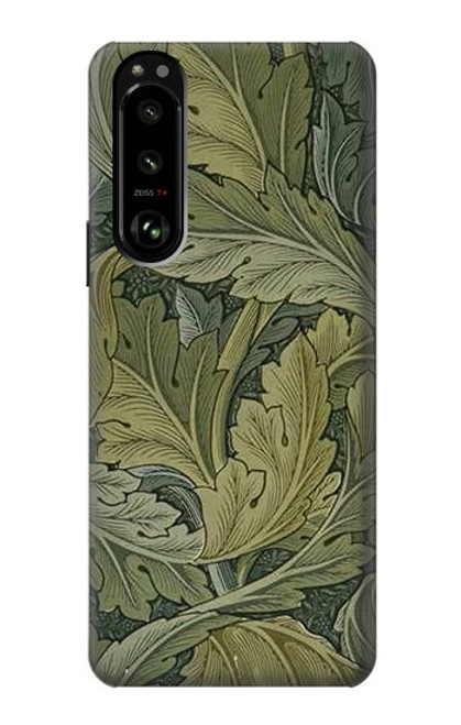 S3790 William Morris Acanthus Leaves Case For Sony Xperia 5 III