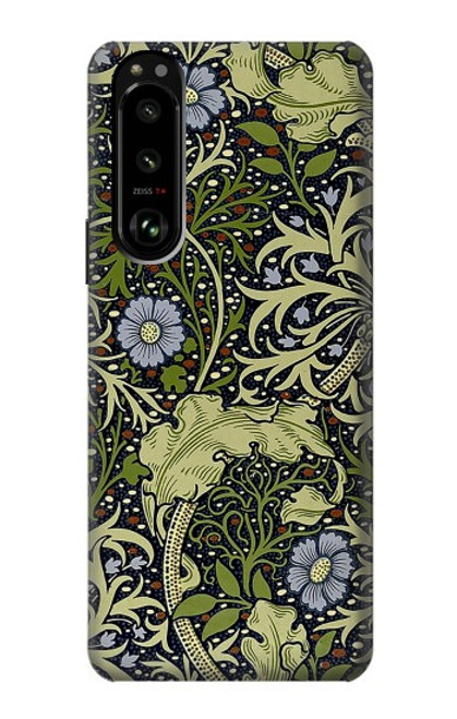 S3792 William Morris Case For Sony Xperia 5 III