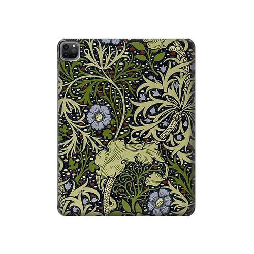 S3792 William Morris Hard Case For iPad Pro 12.9 (2021)