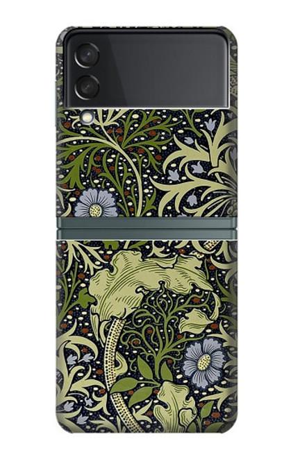 S3792 William Morris Case For Samsung Galaxy Z Flip 3 5G