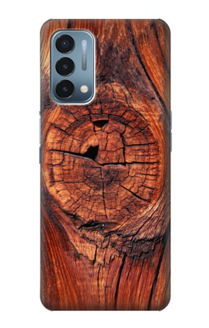 S0603 Wood Graphic Printed Case For OnePlus Nord N200 5G