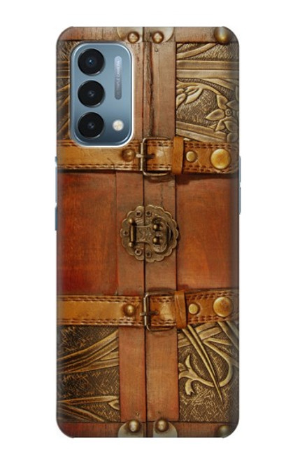 S3012 Treasure Chest Case For OnePlus Nord N200 5G