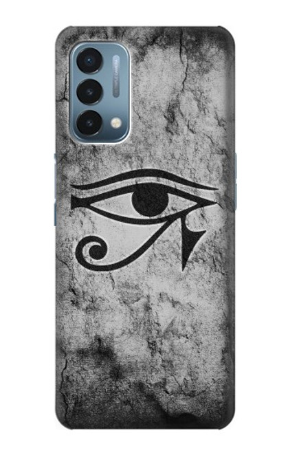 S3108 Ancient Egyptian Sun Eye Of Horus Case For OnePlus Nord N200 5G