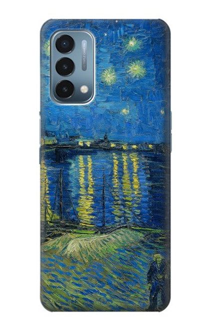 S3336 Van Gogh Starry Night Over the Rhone Case For OnePlus Nord N200 5G