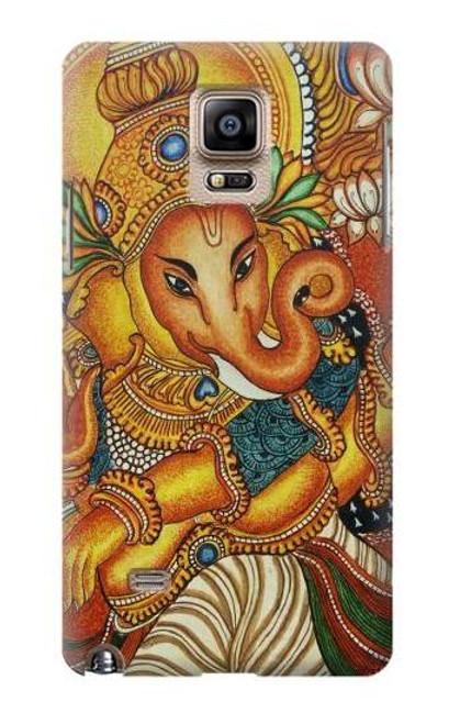 S0440 Hindu God Ganesha Case For Samsung Galaxy Note 4