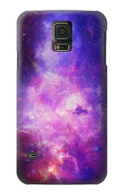 S2207 Milky Way Galaxy Case For Samsung Galaxy S5
