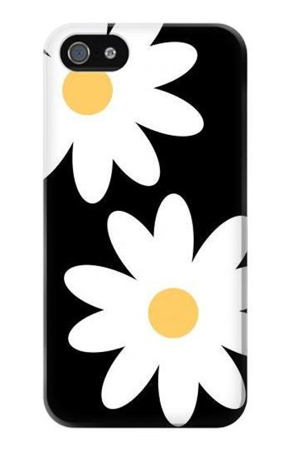 S2315 Daisy White Flowers Case For IPHONE 4/4S