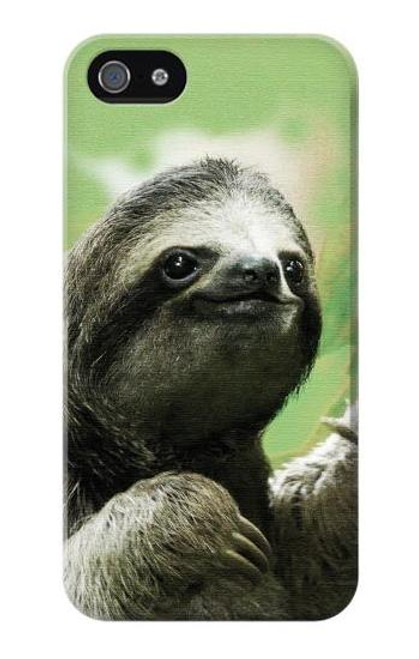 S2708 Smiling Sloth Case For IPHONE 4/4S