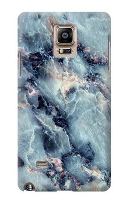S2689 Blue Marble Texture Graphic Case For Samsung Galaxy Note 4
