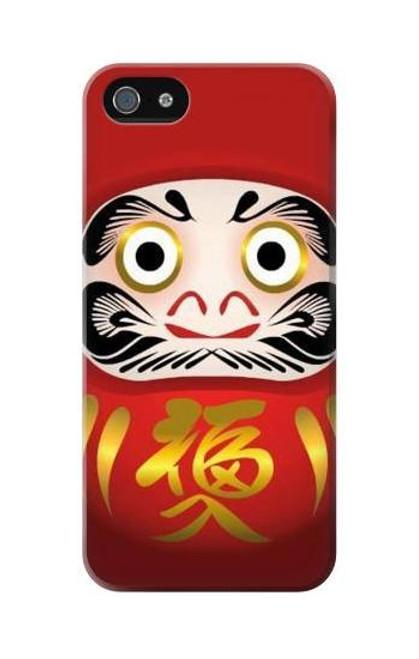S2839 Japan Daruma Doll Case For IPHONE 5C