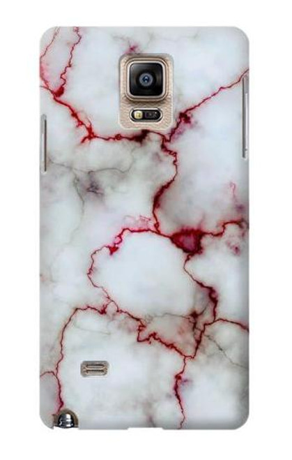 S2920 Bloody Marble Case For Samsung Galaxy Note 4