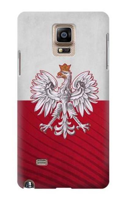 S3005 Poland Football Soccer Euro 2016 Case For Samsung Galaxy Note 4