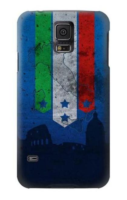 S2983 Italy Football Soccer Euro 2016 Case For Samsung Galaxy S5