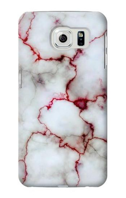S2920 Bloody Marble Case For Samsung Galaxy S6 Edge