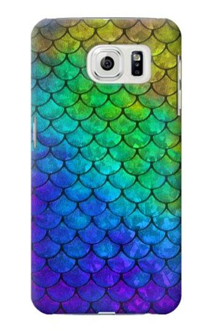 S2930 Mermaid Fish Scale Case For Samsung Galaxy S7 Edge