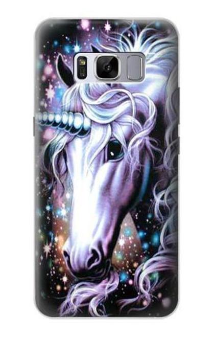 S0749 Unicorn Horse Case For Samsung Galaxy S8 Plus