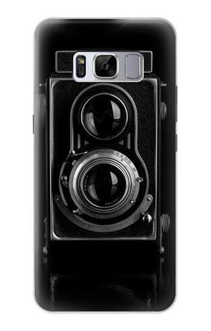 S1979 Vintage Camera Case For Samsung Galaxy S8 Plus