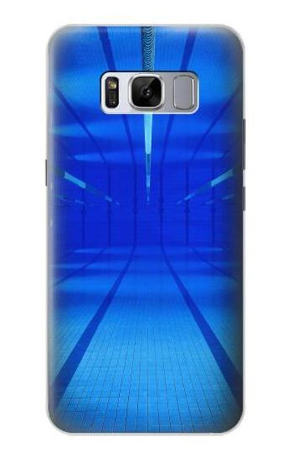 S2787 Swimming Pool Under Water Case For Samsung Galaxy S8 Plus