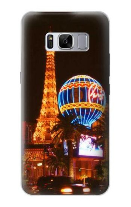 S0893 Las Vegas Case For Samsung Galaxy S8