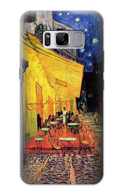 S0929 Van Gogh Cafe Terrace Case For Samsung Galaxy S8