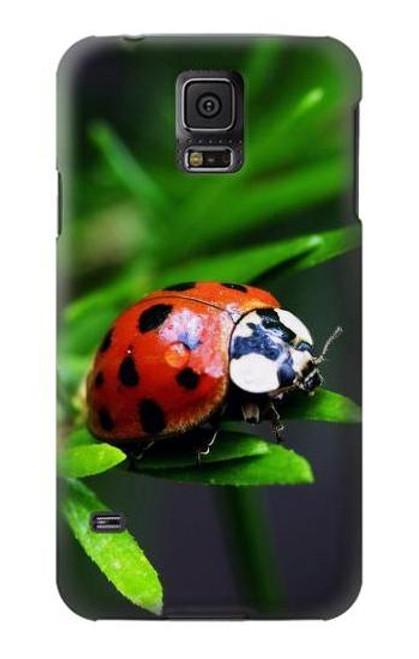 S0263 Ladybug Case For Samsung Galaxy S5 mini