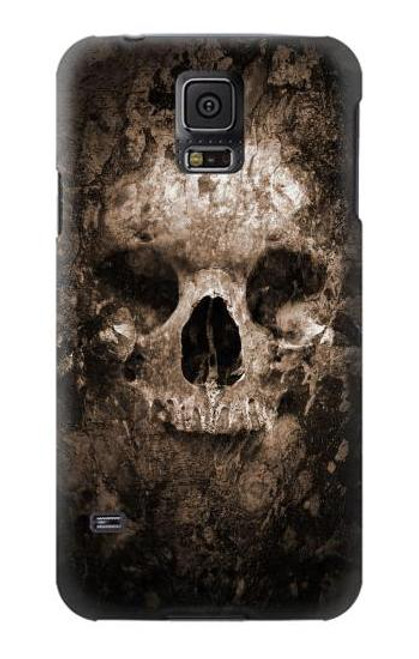 S0552 Skull Case For Samsung Galaxy S5 mini