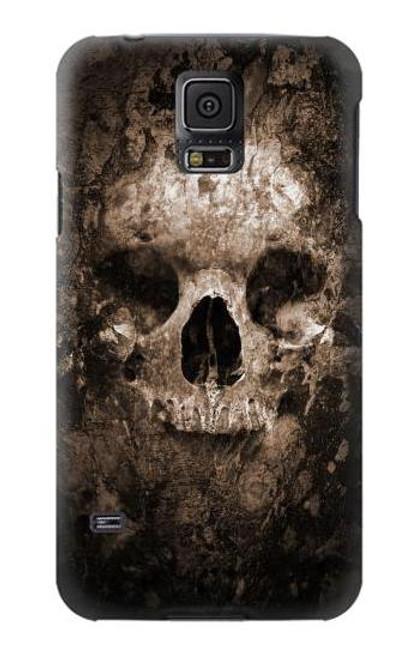S0552 Skull Case For Samsung Galaxy S5 mini