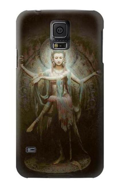 S0787 Guan Yin Case For Samsung Galaxy S5 mini