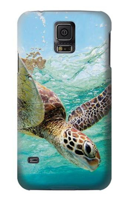 S1377 Ocean Sea Turtle Case For Samsung Galaxy S5 mini