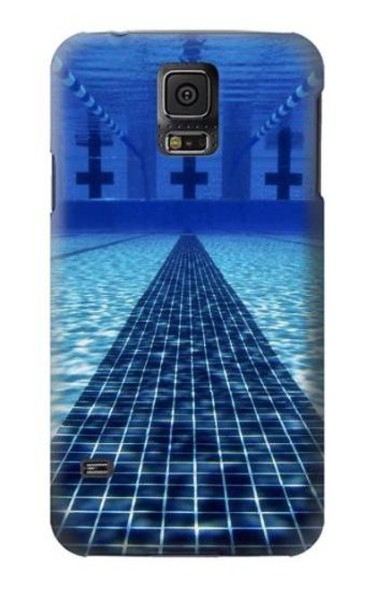 S2429 Swimming Pool Case For Samsung Galaxy S5 mini