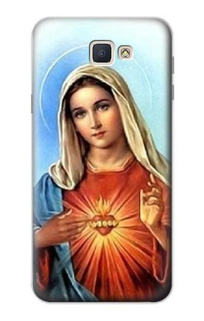 S2420 The Virgin Mary Santa Maria Case For Samsung Galaxy J7 Prime
