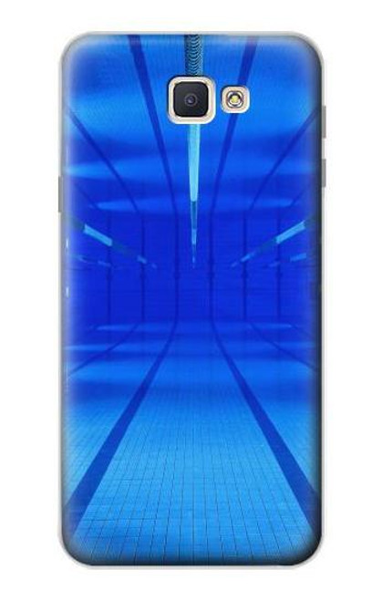 S2787 Swimming Pool Under Water Case For Samsung Galaxy J7 Prime