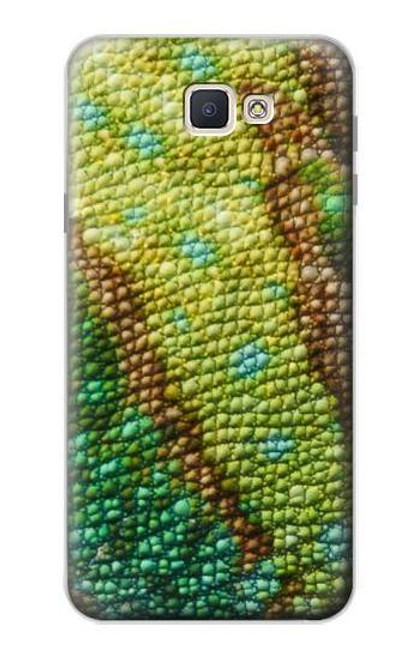 S3057 Lizard Skin Graphic Printed Case For Samsung Galaxy J7 Prime