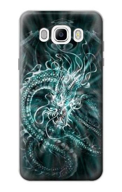 S1006 Digital Chinese Dragon Case For Samsung Galaxy J7 (2016)