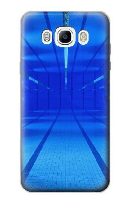 S2787 Swimming Pool Under Water Case For Samsung Galaxy J7 (2016)