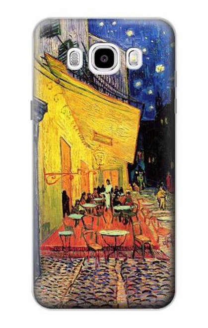 S0929 Van Gogh Cafe Terrace Case For Samsung Galaxy J5 (2016)