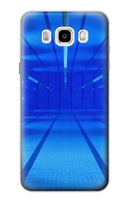 S2787 Swimming Pool Under Water Case For Samsung Galaxy J5 (2016)