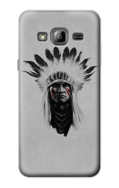 S0451 Indian Chief Case For Samsung Galaxy J3 (2016)