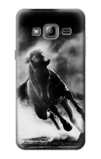 S1860 Running Horse Case For Samsung Galaxy J3 (2016)