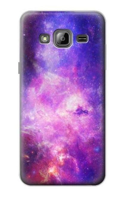 S2207 Milky Way Galaxy Case For Samsung Galaxy J3 (2016)