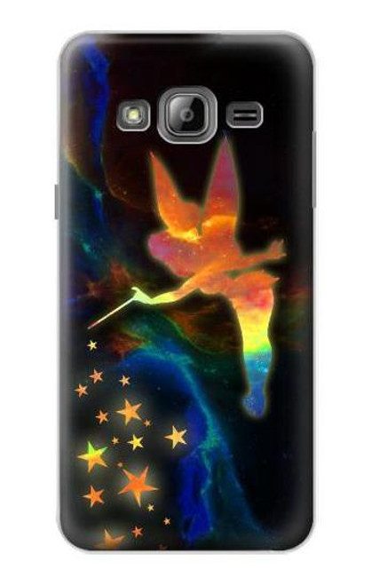 S2583 Tinkerbell Magic Sparkle Case For Samsung Galaxy J3 (2016)
