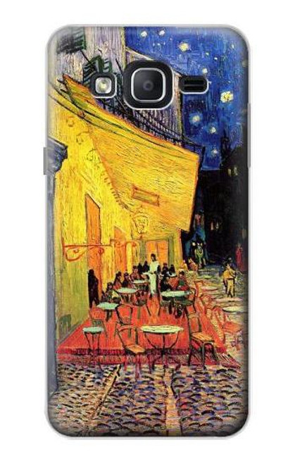 S0929 Van Gogh Cafe Terrace Case For Samsung Galaxy On5